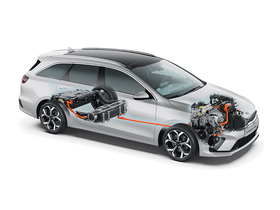 Kia Ceed SW PHEV: tehnologie de ultimă generație